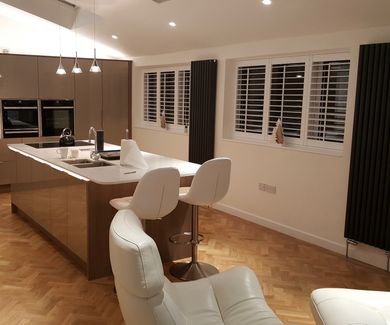 Kitchen Extension in Bolton